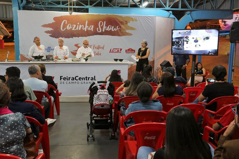 Evento atrai milhares nos dias da festa na capital - Crédito: Divulgação