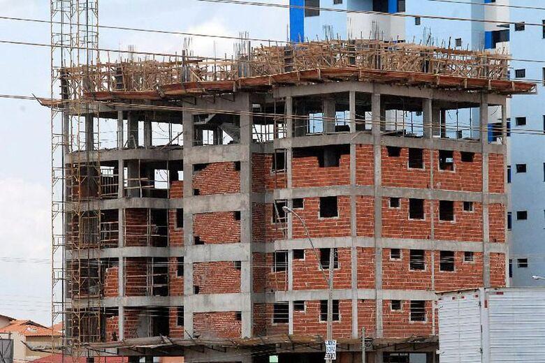 Inflação da construção civil recua para 0,34% em agosto, diz FGV - Crédito: Antônio Cruz/Agência Brasil