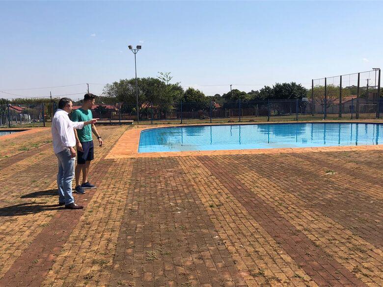 Jorjão abre na segunda-feira as matrículas para as aulas de natação e hidroginástica - Crédito: Divulgação