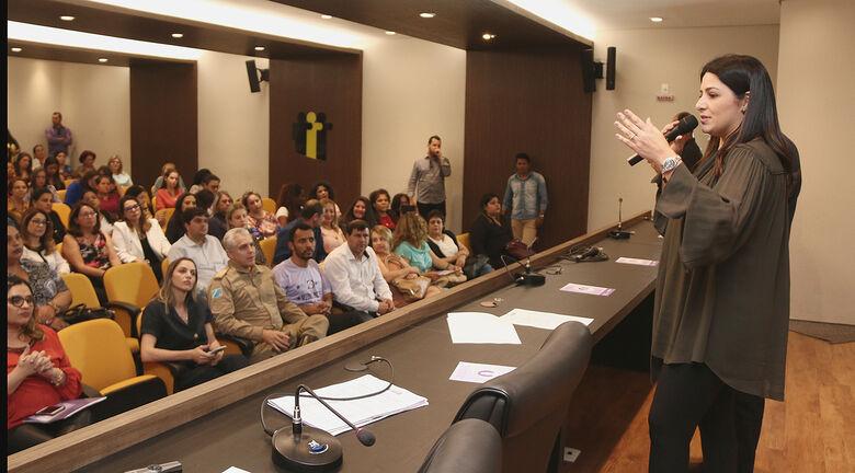 Durante o mês serão realizadas diversas ações de mobilização executadas em vários municípios - Crédito: Edemir Rodrigues