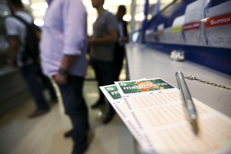 Este é o primeiro sorteio da Mega-Semana dos Pais - Crédito: Marcelo Camargo/Agência Brasil