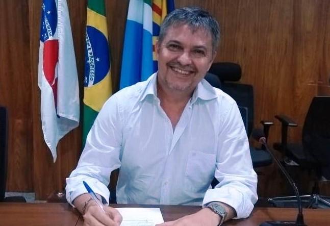 Antônio Marcos Marque foi nomeado na terça-feira - Crédito: Divulgação