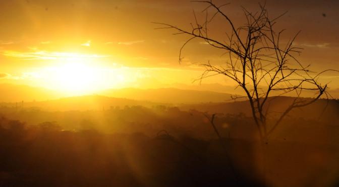 Temperaturas voltaram a cair no sul do estado - Crédito: Divulgação