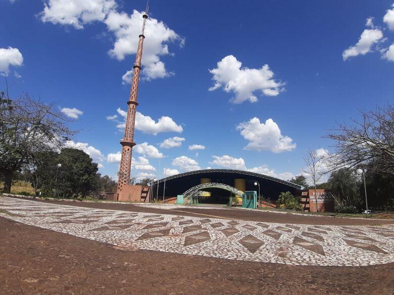 ede da Fertel e da TVE Cultura, em Campo Grande, de onde sinal digital da emissora ganha o Estado, o Brasil e a América do Sul - Crédito: Humberto Marques