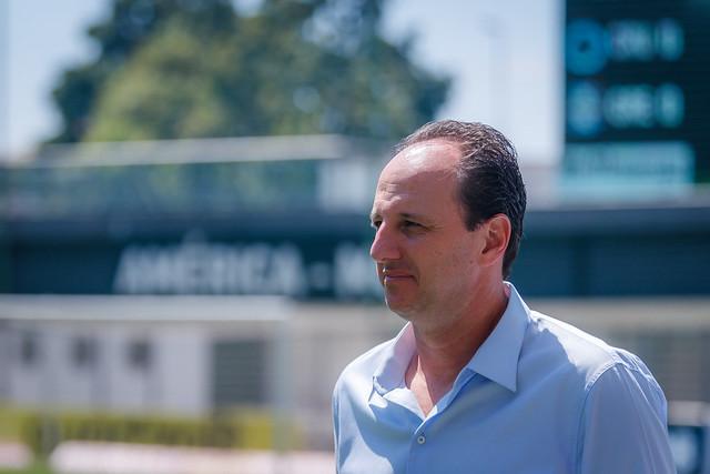 Envergonhado, Rogério Ceni quer mudanças de atitude e de mentalidade de jogo no Cruzeiro - Crédito: Vinnicius Silva/Cruzeiro