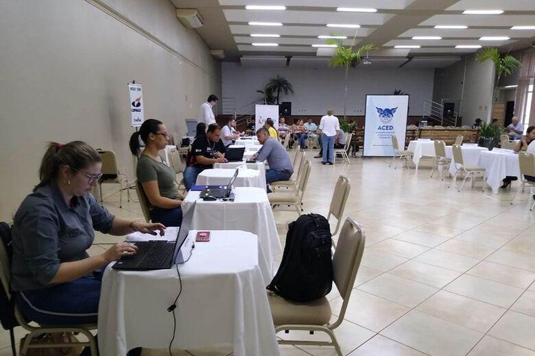 Dia D da campanha Saindo do Sufoco acontece hoje na Aced - Crédito: Divulgação/Aced