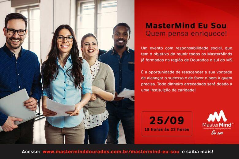 'MasterMind Eu Sou' abordará questões importantes relacionadas a finanças e solidariedade - Crédito: Divulgação