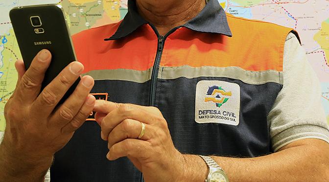 Com umidade do ar em estado de emergência Defesa Civil alerta para cuidados no calor de 43°C - Crédito: Divulgação
