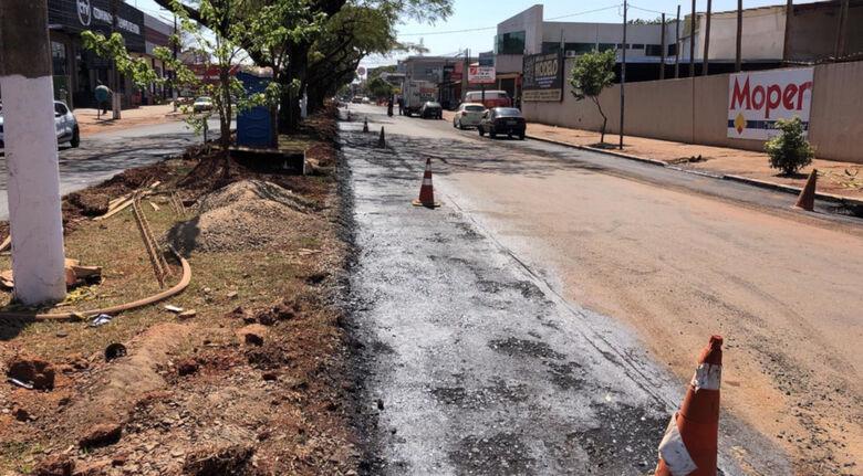 Avenida receberá alargamento da pista, remodelação dos canteiros, asfalto novo e drenagem de águas para evitar alagamentos - Crédito: Divulgação