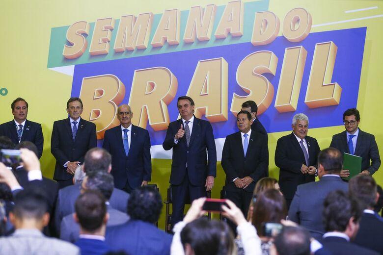 Para estimular economia, começa nesta sexta a Semana do Brasil - Crédito: Valter Campanato/Agência Brasil