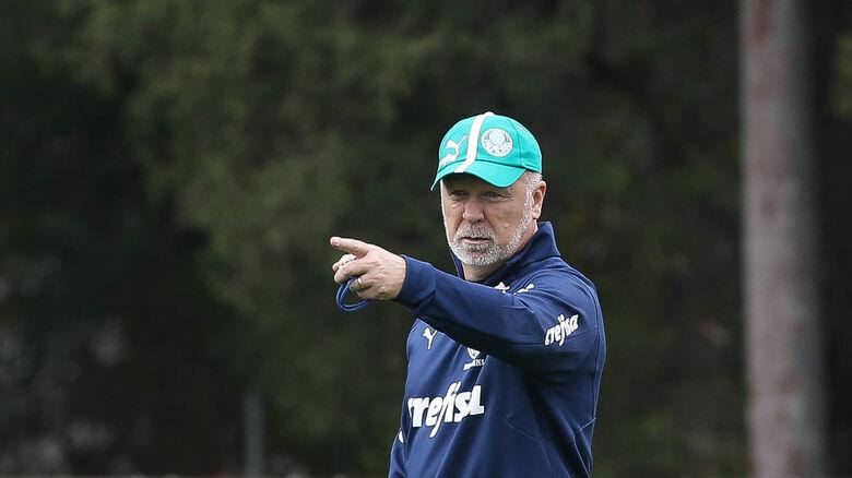Palmeiras recebe Fluminense em jogo atrasado do Brasileirão - Crédito: Cesar Greco/Palmeiras