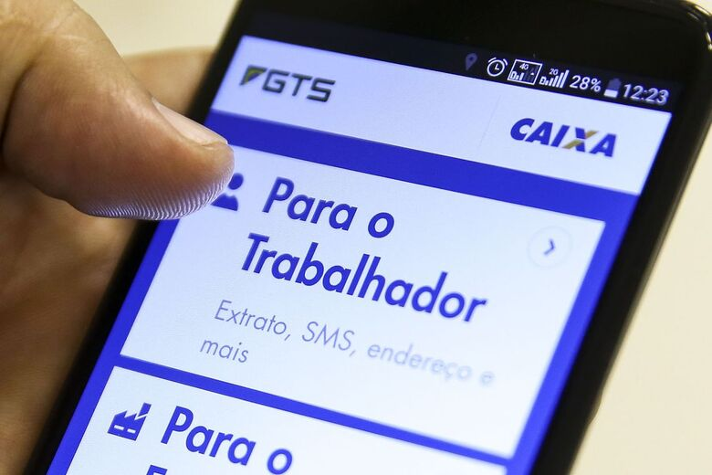 Caixa inicia nesta sexta pagamento de FGTS; saiba como sacar - Crédito: Marcelo Camargo/Agência Brasil