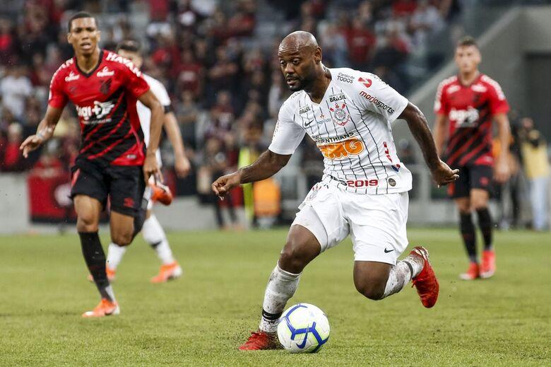 Corinthians recebe Athletico-PR para colar na vice-liderança - Crédito: Daniel Augusto Jr/Agência Corinthians