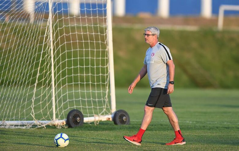 Após derrota para CSA, Inter demite Odair Hellmann - Crédito: Ricardo Duarte/Internacional