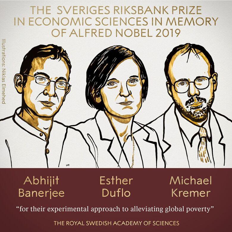 Método que busca eficácia no combate à pobreza é premiado no Nobel de Economia -