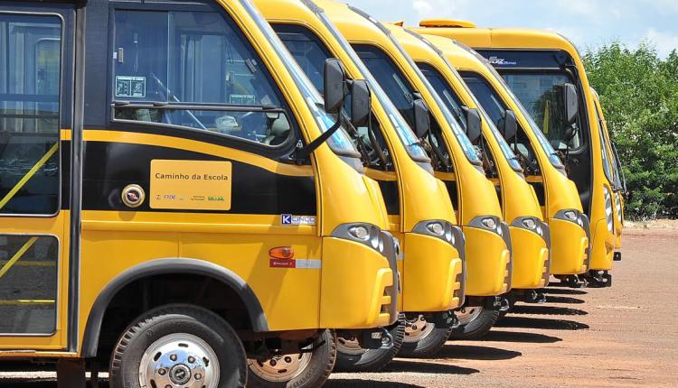 Prefeitura de Dourados reabre licitação para manutenção dos ônibus escolares - Crédito: Divulgação
