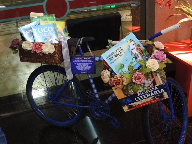Bicicleta literária -