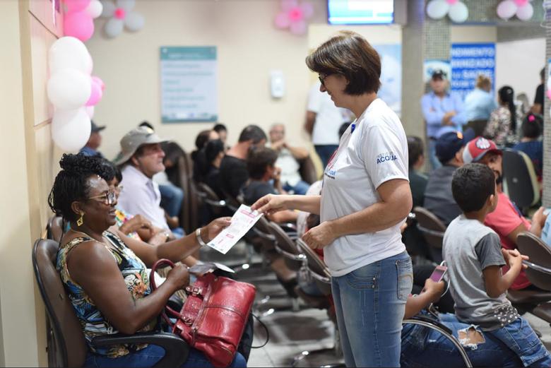 Hospital de Cirurgias inicia programação do Outubro Rosa -