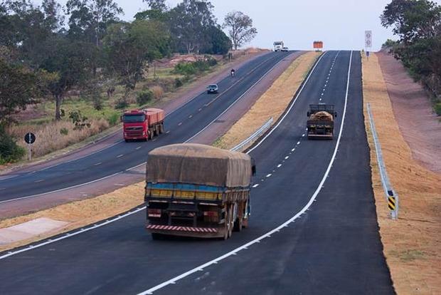 Em cinco anos, CCR Via executou 150km de duplicação - Crédito: Divulgação