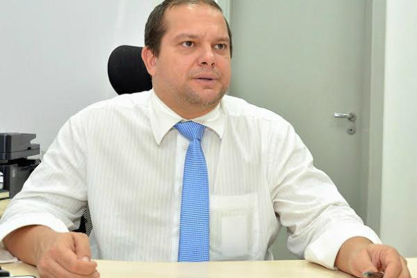 Delegado Denis Colares, da PF - Crédito: Divulgação