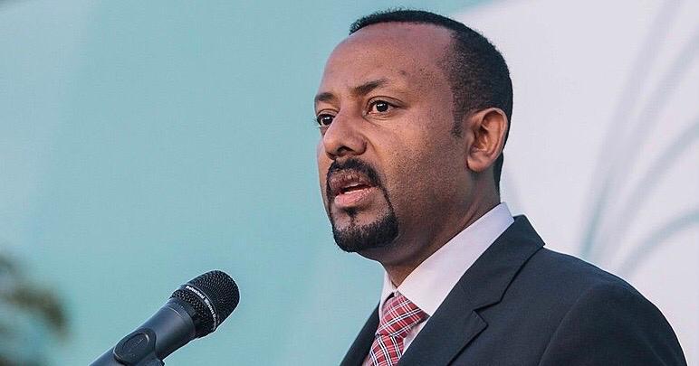 A Academia Sueca concedeu ao primeiro-ministro da Etiópia, Abiy Ahmed Ali, de 43 anos, o Prêmio Nobel da Paz - Crédito: Wikipédia, a enciclopédia livre