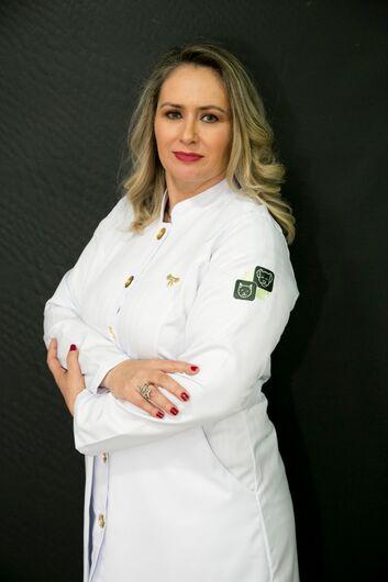 Fabiane Mariotti, veterinária do Instituto Dr. Laudo de Abreu - Crédito: Claudio Tavares
