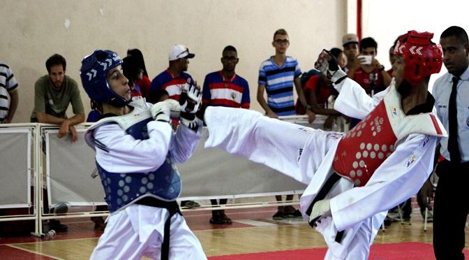 Taekwondo de MS está no Paraná para o 24º Brazil Open Championship - Crédito: Divulgação