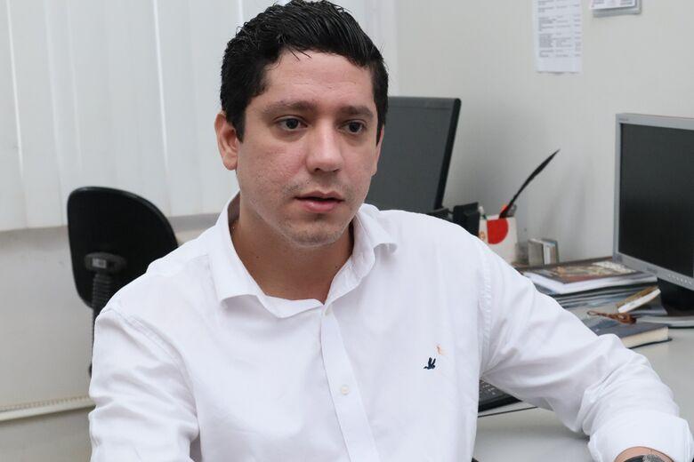 O médico Gecimar Teixeira é o novo secretario municipal de Saúde Adjunto - Crédito: A.Frota