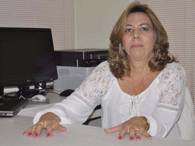 Marta Calemes, fonoaudióloga - Crédito: divulgação