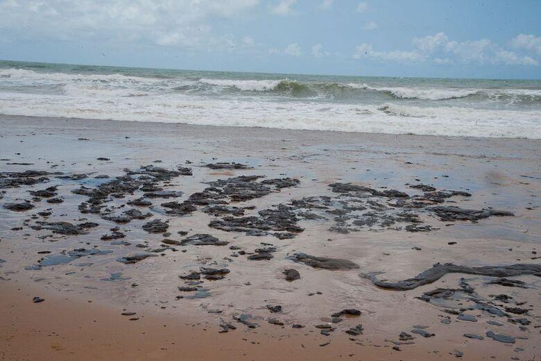 Ministro da Defesa, Fernando Azevedo, diz que origem de óleo vazado está sendo apurada - Crédito: Agência Brasil