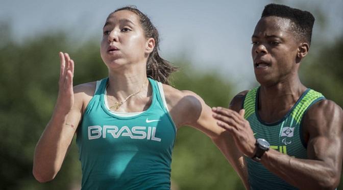 Dois paratletas de Mato Grosso do Sul participarão do Campeonato Mundial de Paratletismo - Crédito: Divulgação