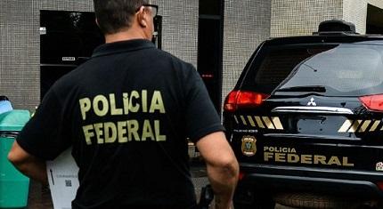 Polícia Federal deflagra operação - Crédito: Divulgação