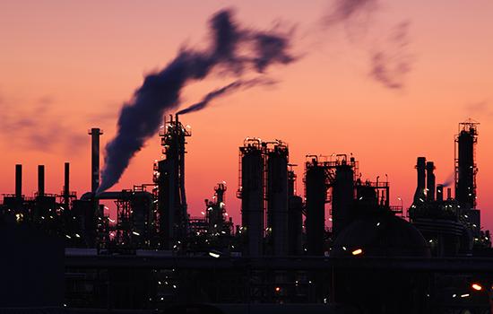 Estudo lista maiores empresas emissoras de dióxido de carbono do mundo - Crédito: Ilustração