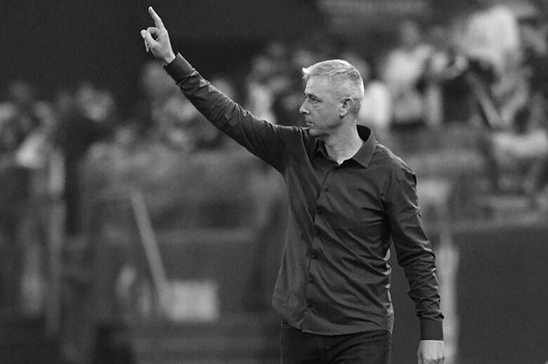 Corinthians anuncia Tiago Nunes para 2020 - Crédito: Miguel Locatelli / CAP