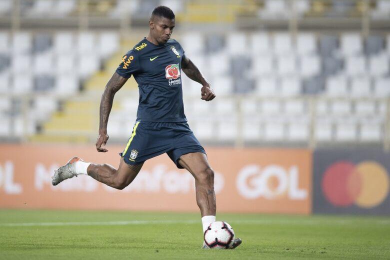Conheça Wesley Moraes, atacante convocado por Tite para seleção - Crédito: Lucas Figueiredo/CBF