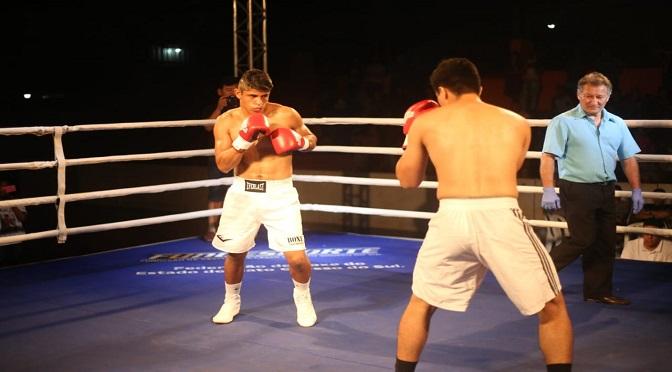 Noite das Estrelas coloca em evidência o boxe estadual - Crédito: Divulgação