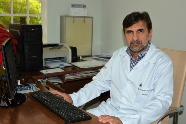 Médico Amauri Espósito - Crédito: Divulgação