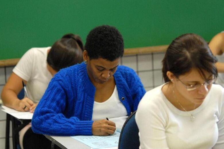 Enem termina com 27,19% de ausentes, menor taxa desde 2009 - Crédito: Agencia Brasil