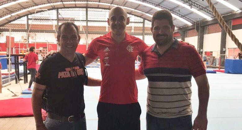 Fundesporte busca parceria com o Flamengo para alavancar os esportes olímpicos em MS - Crédito: Divulgação