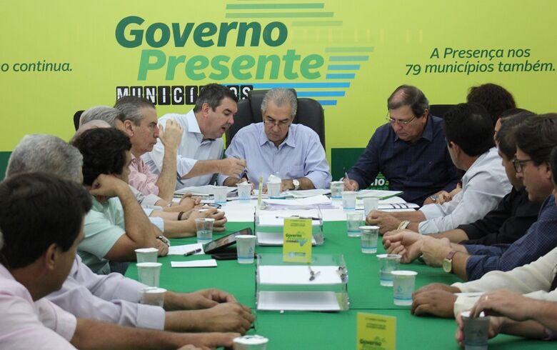 Governo Presente levanta demandas municipais para planejar investimentos em MS - Crédito: Chico Ribeiro
