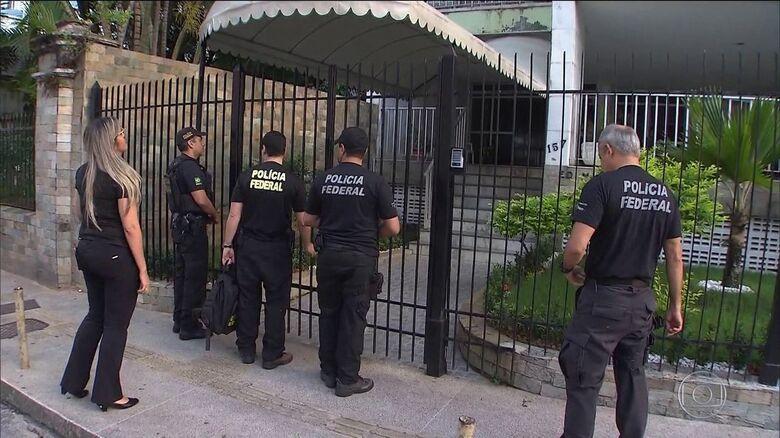 A Polícia Federal (PF) deflagrou nesta quarta-feira (20) a Operação Senes - Crédito: divulgação