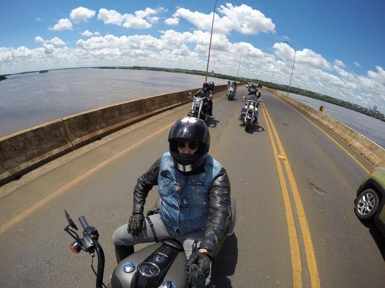 Motociclistas de MS: Solidariedade sobre duas rodas -