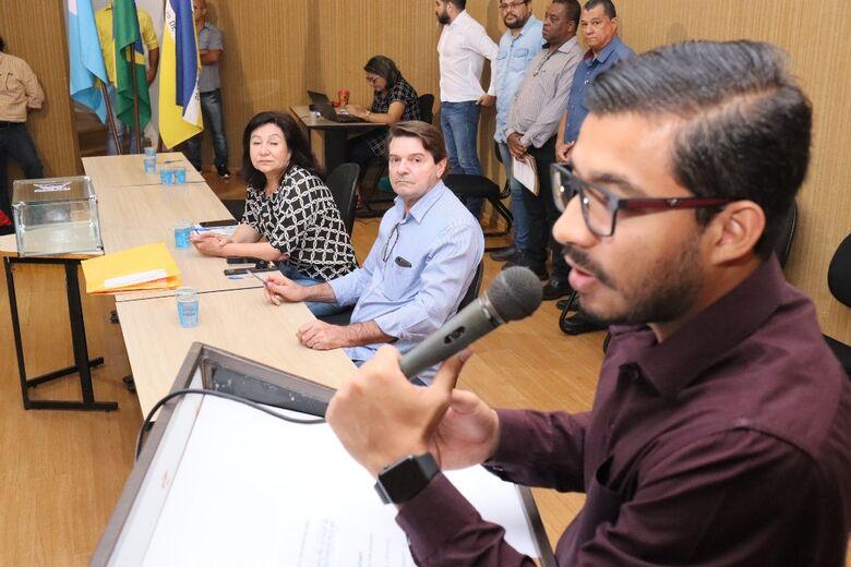 Diretor-presidente da Agehab, Carlos Pimentel diz que Feirão tem por objetivo apurar a demanda e facilitar às pessoas o acesso à casa própria - Crédito: A.Frota