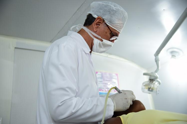 Projeto que leva atendimento odontológico gratuito ao campo já beneficiou 9,3 mil pessoas - Crédito: Divulgação