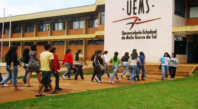 UEMS abre vagas para seleção de professor temporário -