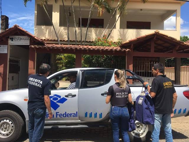 Receita e PF deflagram operação contra crimes tributários - Crédito: Agência Brasil