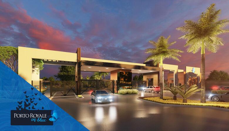Condomínio Porto Royale, empreendimento da Corpal Incorporadora & Construtora - Crédito: divulgação