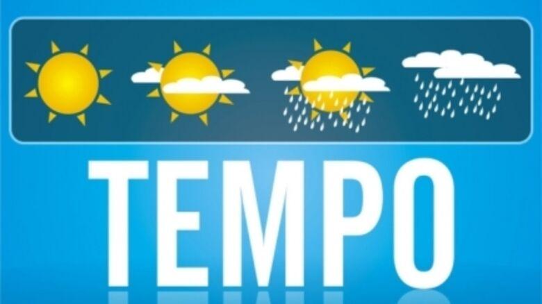 Pode chover rápido hoje em Dourados a qualquer hora do dia -
