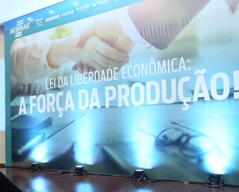 Lei da Liberdade Econômica: Sociedade Limitada pode ser constituída por apenas um sócio - Crédito: Afranio Pissini - Sebrae MS