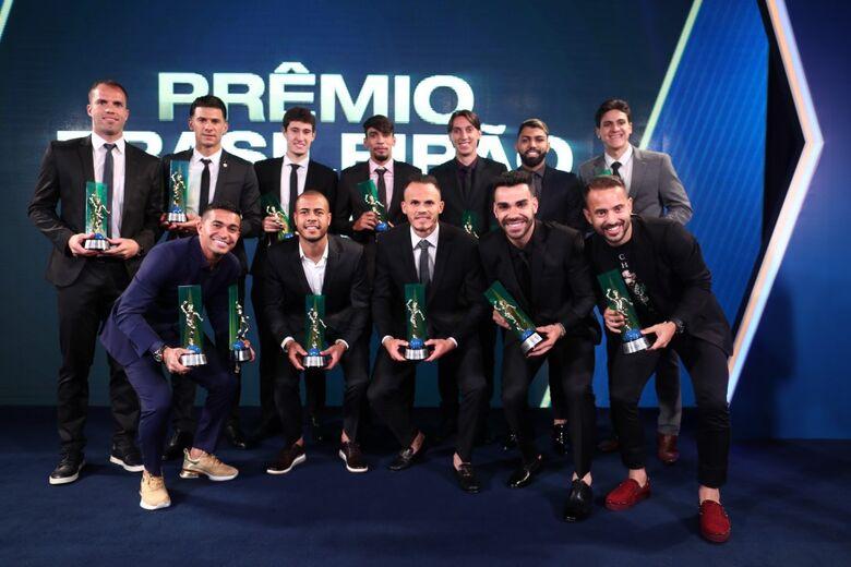 Prêmio Brasileirão 2019 reunirá craques do masculino e feminino na próxima segunda - Crédito: Lucas Figueiredo/CBF